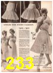 1962 Montgomery Ward Spring Summer Catalog, Page 233