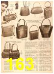 1956 Sears Fall Winter Catalog, Page 163