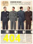 1940 Sears Fall Winter Catalog, Page 404