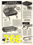 1974 Sears Fall Winter Catalog, Page 768