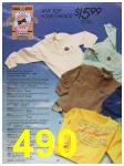 1988 Sears Fall Winter Catalog, Page 490