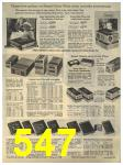 1965 Sears Fall Winter Catalog, Page 547