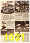 1964 Sears Spring Summer Catalog, Page 1031