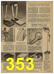 1962 Sears Spring Summer Catalog, Page 353