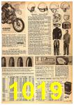 1962 Sears Fall Winter Catalog, Page 1019