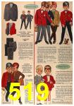 1963 Sears Fall Winter Catalog, Page 519