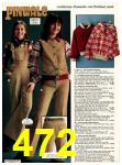 1978 Sears Fall Winter Catalog, Page 472