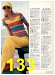 1977 Sears Spring Summer Catalog, Page 133
