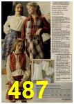 1979 Sears Fall Winter Catalog, Page 487