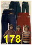 1980 Sears Fall Winter Catalog, Page 178