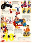 1995 Sears Christmas Book, Page 48