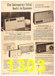 1960 Sears Fall Winter Catalog, Page 1303