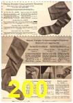 1960 Sears Fall Winter Catalog, Page 200