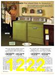 1971 Sears Fall Winter Catalog, Page 1222
