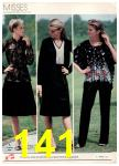 1981 Montgomery Ward Spring Summer Catalog, Page 141