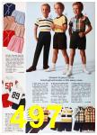 1967 Sears Spring Summer Catalog, Page 497