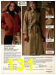 1978 Sears Fall Winter Catalog, Page 131