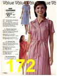 1981 Sears Spring Summer Catalog, Page 172