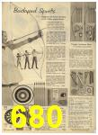 1960 Sears Spring Summer Catalog, Page 680
