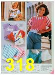 1985 Sears Spring Summer Catalog, Page 318