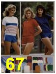 1984 Sears Spring Summer Catalog, Page 67