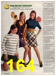 1971 Sears Fall Winter Catalog, Page 164