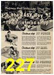1961 Montgomery Ward Christmas Book, Page 227