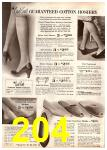 1962 Montgomery Ward Spring Summer Catalog, Page 204