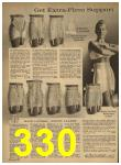 1962 Sears Spring Summer Catalog, Page 330