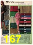 1965 Sears Fall Winter Catalog, Page 167