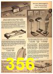 1962 Sears Fall Winter Catalog, Page 356