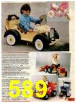 1985 Sears Christmas Book, Page 589