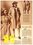 1942 Sears Spring Summer Catalog, Page 90