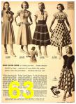 1949 Sears Spring Summer Catalog, Page 63