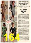 1966 Montgomery Ward Fall Winter Catalog, Page 164