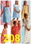 1967 Sears Spring Summer Catalog, Page 208