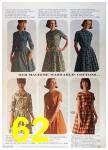 1964 Sears Fall Winter Catalog, Page 62