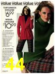 1978 Sears Fall Winter Catalog, Page 44