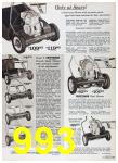 1967 Sears Spring Summer Catalog, Page 993