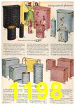 1960 Sears Fall Winter Catalog, Page 1198