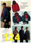 1965 Sears Fall Winter Catalog, Page 124