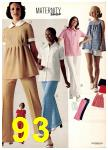 1974 Sears Spring Summer Catalog, Page 93