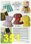 1972 Sears Spring Summer Catalog, Page 351