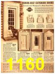 1940 Sears Fall Winter Catalog, Page 1160