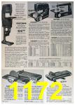 1964 Sears Fall Winter Catalog, Page 1172