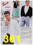 1991 Sears Spring Summer Catalog, Page 361