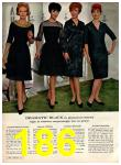 1966 Montgomery Ward Fall Winter Catalog, Page 186