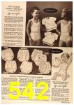 1964 Sears Spring Summer Catalog, Page 542