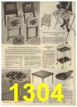1960 Sears Spring Summer Catalog, Page 1304