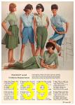 1964 Sears Spring Summer Catalog, Page 139